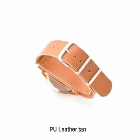 PU Leather tan